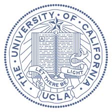 UCLA round logo