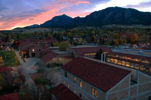 Colorado law university of colorado boulder boulder colorado