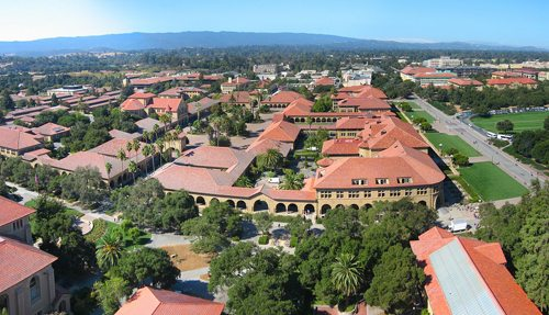 17. Stanford Law School, Stanford University – Palo Alto, California