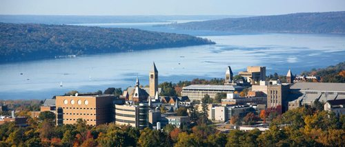 4. Cornell University Law School – Ithaca, New York