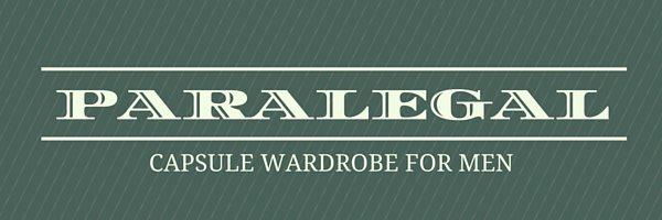 Capsule wardrobe for men (1)